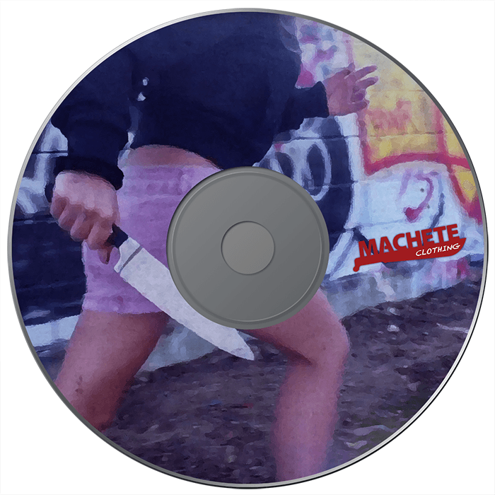 Machete-CD